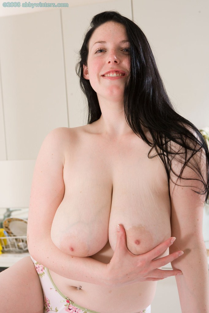 Chubby tits hairy pussy