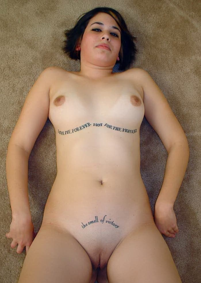 Emo girls nude cute
