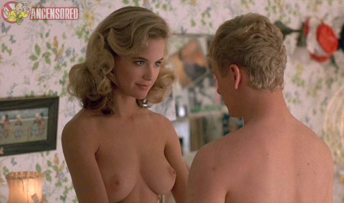 Kelly preston mischief nude scene