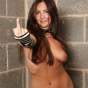 Hot bare midriff women