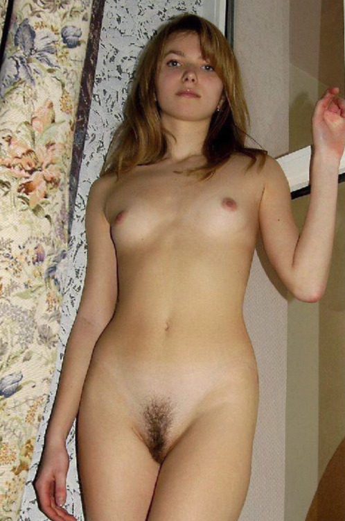 Cute girl hairy sex
