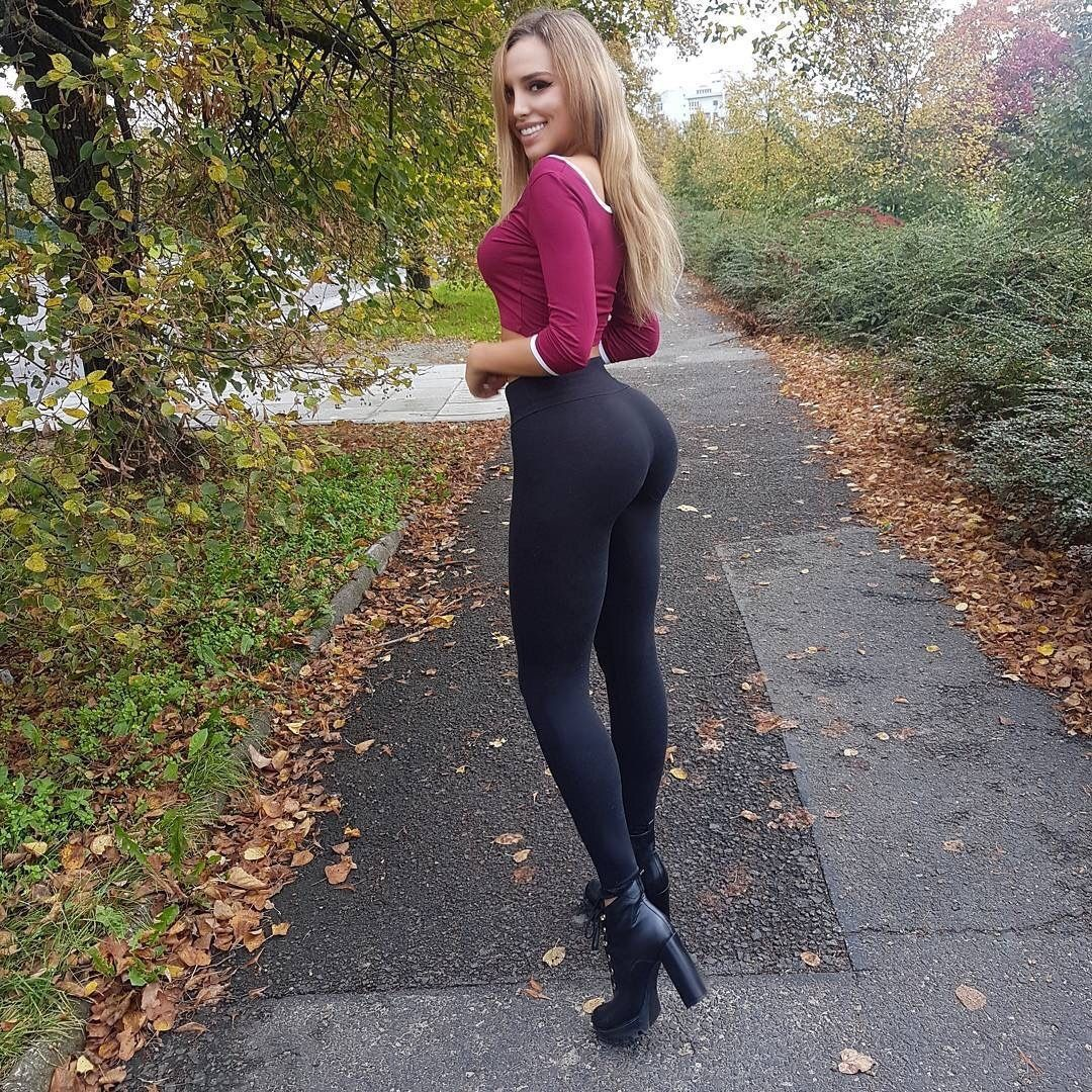 Sexy fit women tights