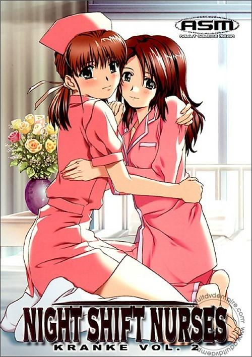 Captions anime nurse porn long