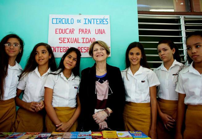 Cuban teen girls young