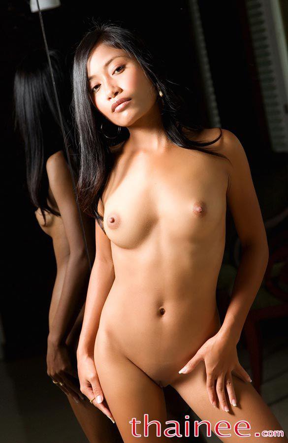 Asian bald cunt creampie