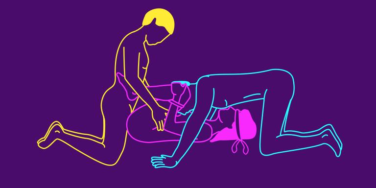 Sex position triple double