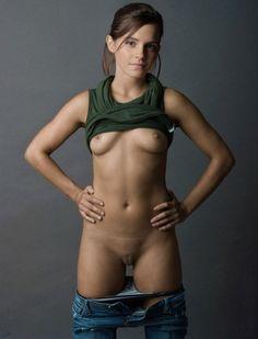 Watson emma naked potter harry