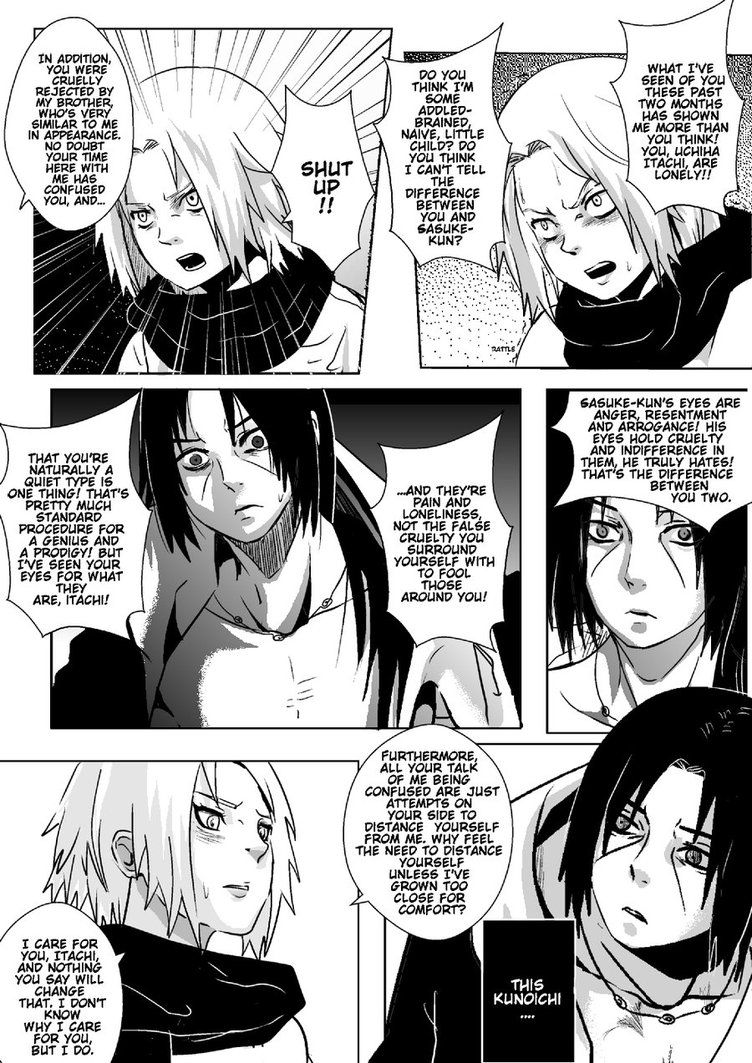 Sakura haruno dan sasuke uchiha hentai