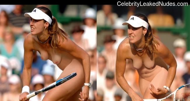 Tennis martina hingis nude