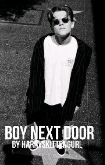 Young boy next door