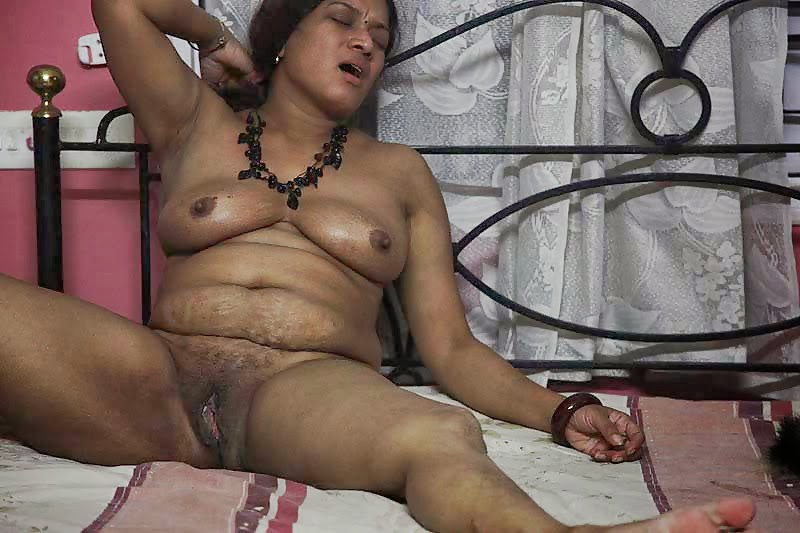 Indian old womans nude