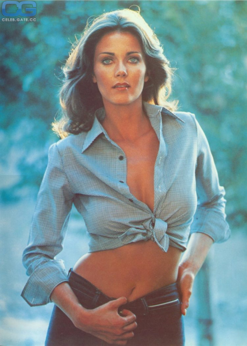 Lynda carter nude playboy
