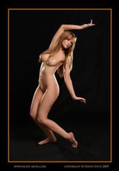 Cassie nude muse model