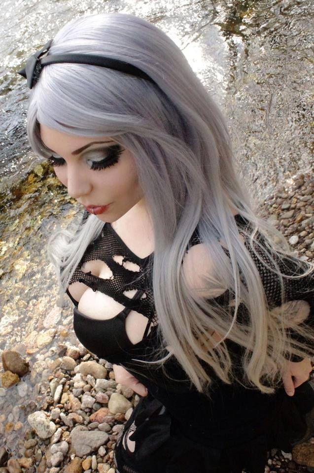 Sexy hot emo punk goth girls