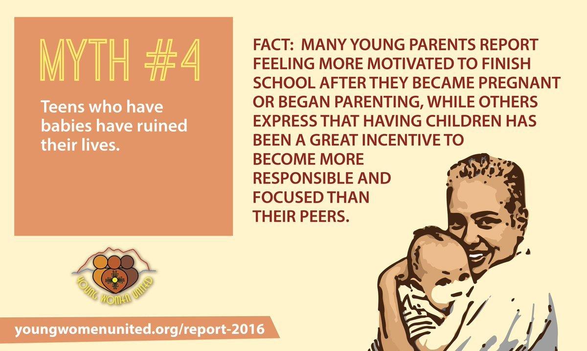 Fact myth pregnancy teen