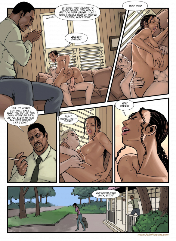 White slave cartoon porn