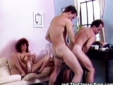 Tow man ane woman sex com