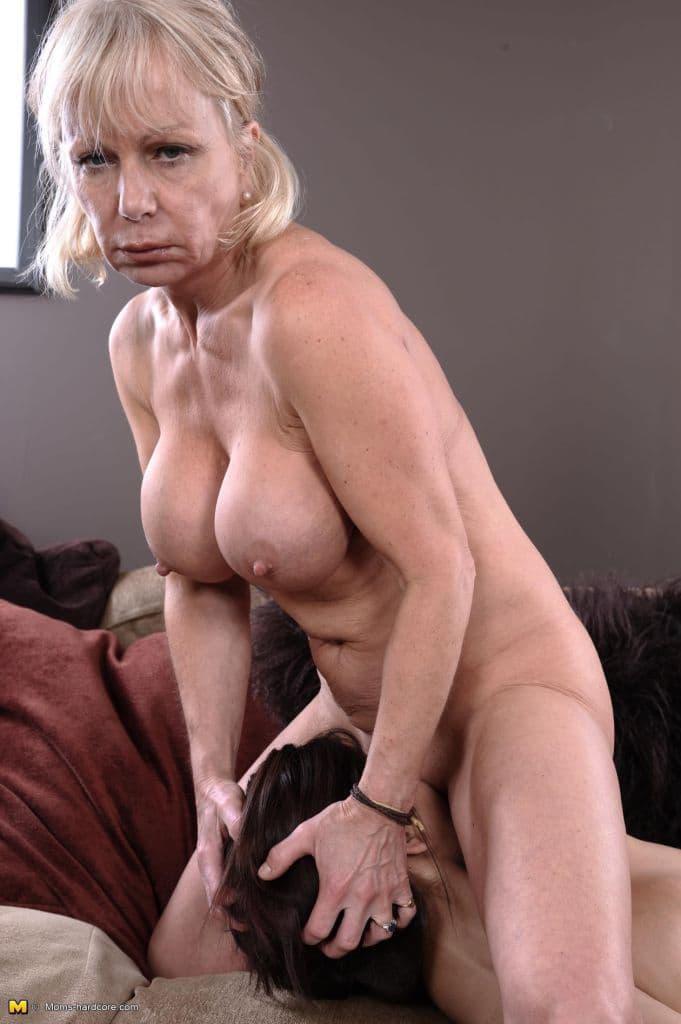 Nude mature women lesbians