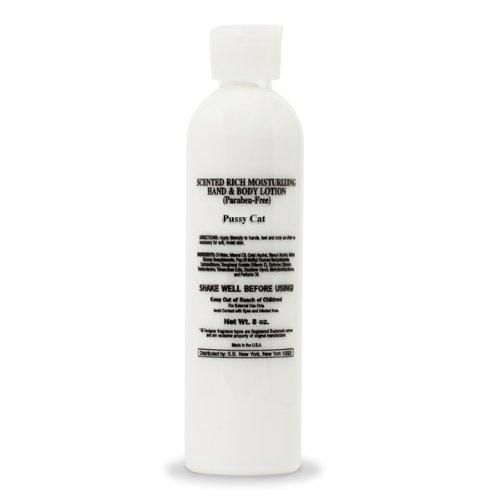 Hand lotion in pussy