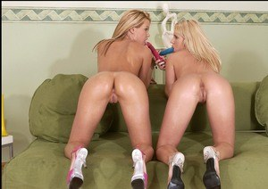 Girl boy showing each other private parts