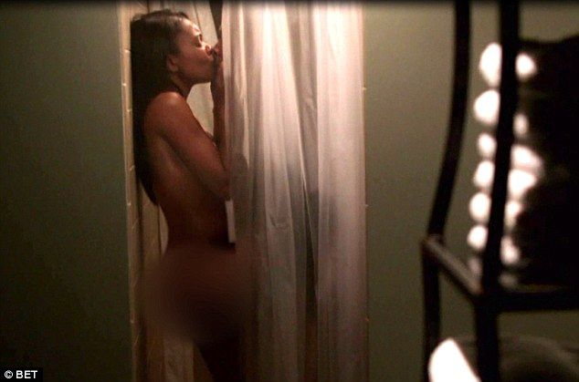 Gabrielle union being mary jane nude