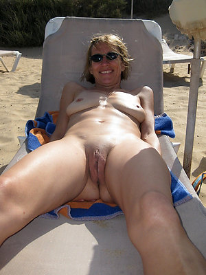 Spain granny nude beach pussy picture