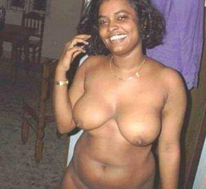 Big pusy black nude