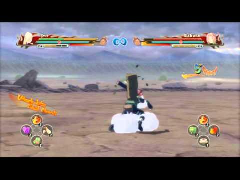 Naruto ultimate ninja storm revolution nude