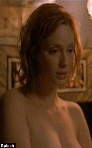 Nudes christina leaked hendricks celebrity
