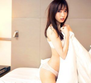 Nude sexy chan young