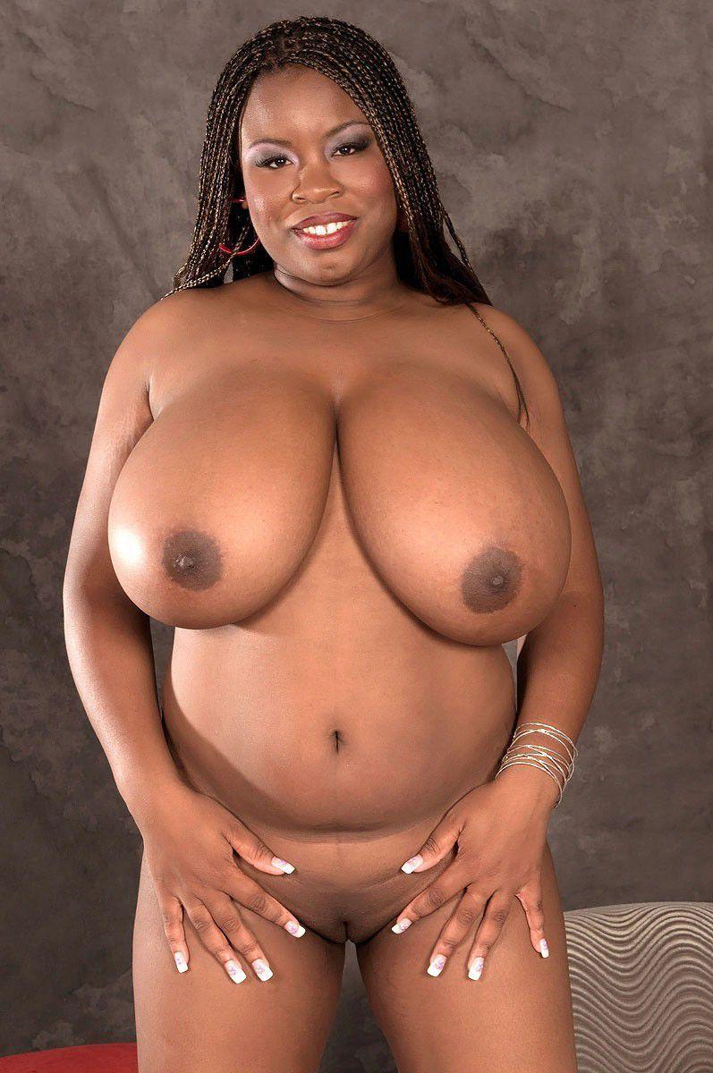 Blacks big naked boobs