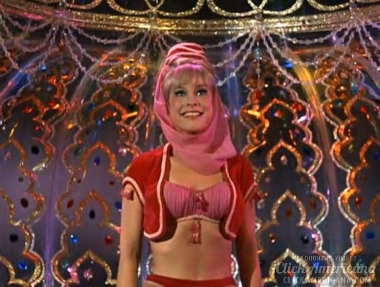 Jeannie i dream of genie