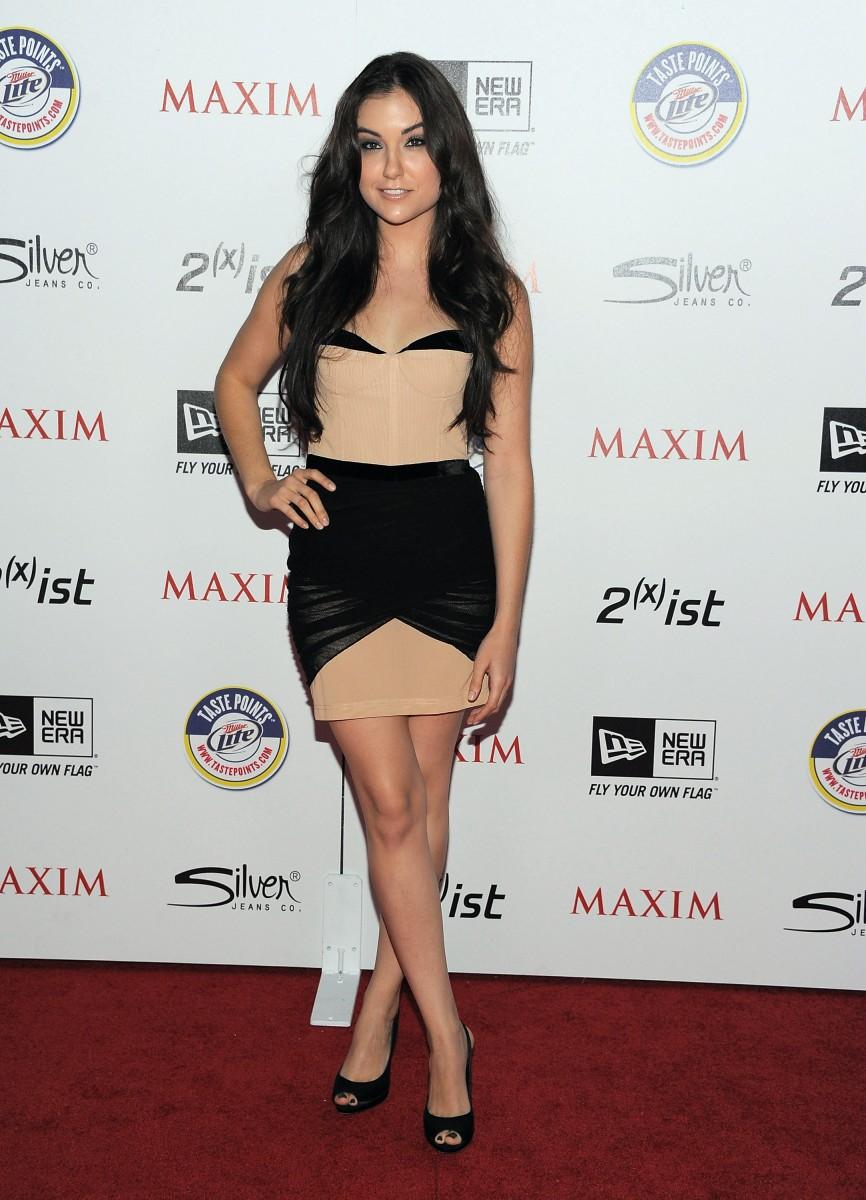 Sasha grey high heels