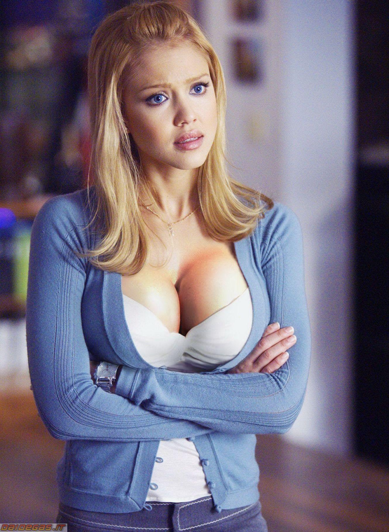 Jessica alba big tits