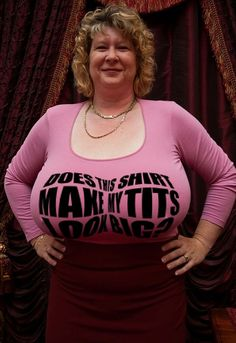 Tits big grannies love
