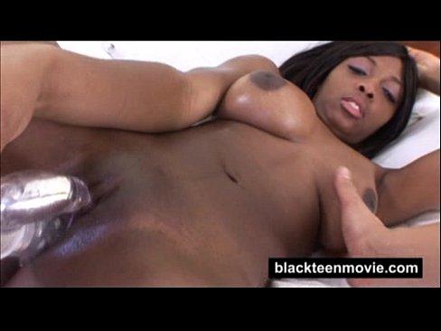 Big tit fuck black