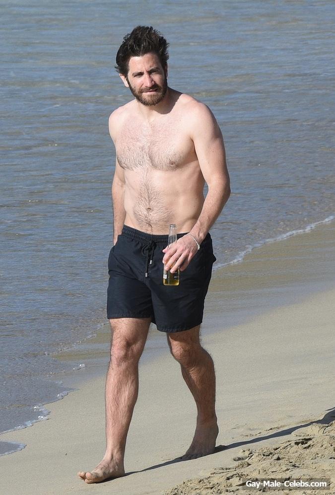 Jake gyllenhaal nude pics