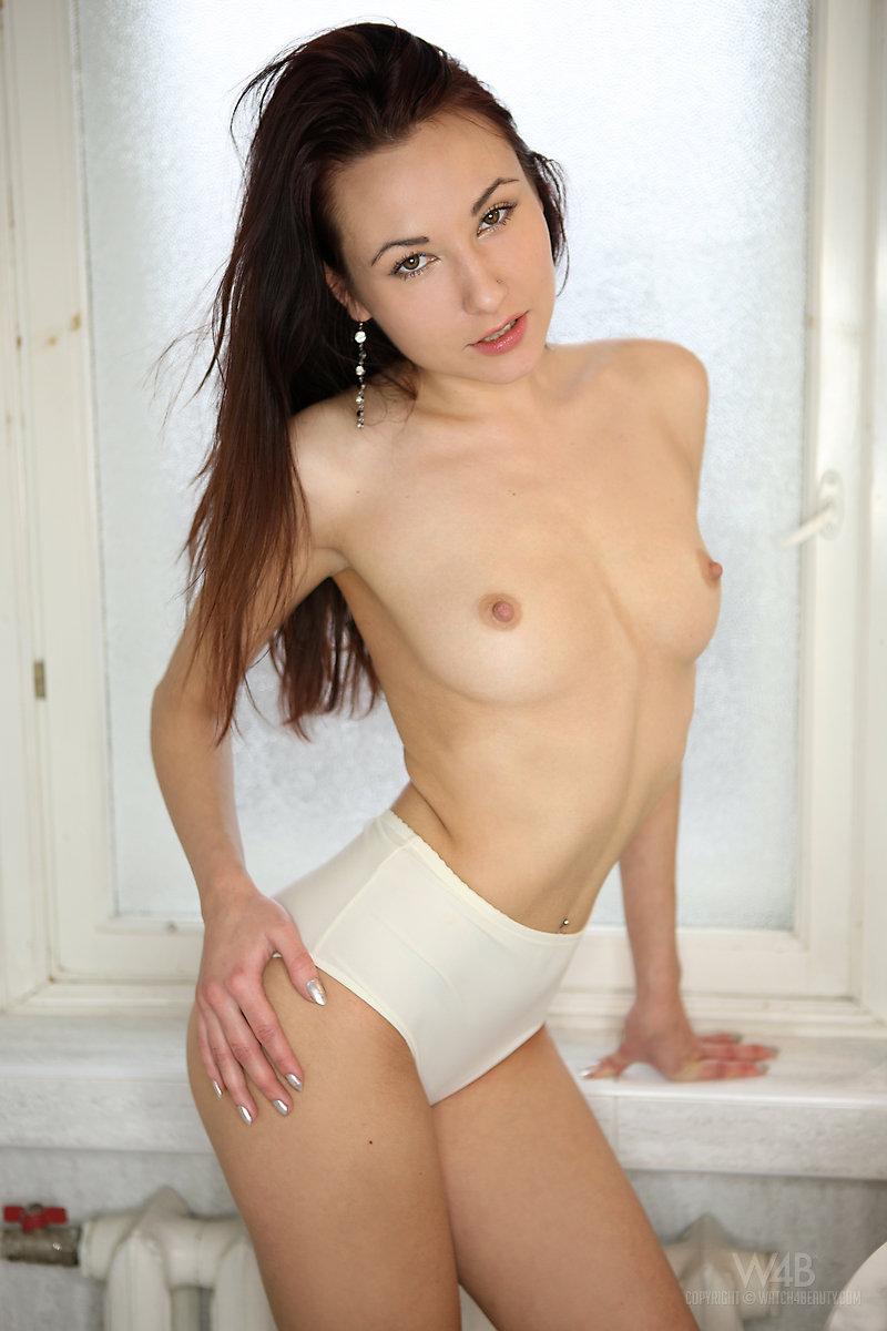 Anal brunette xxx skinny very