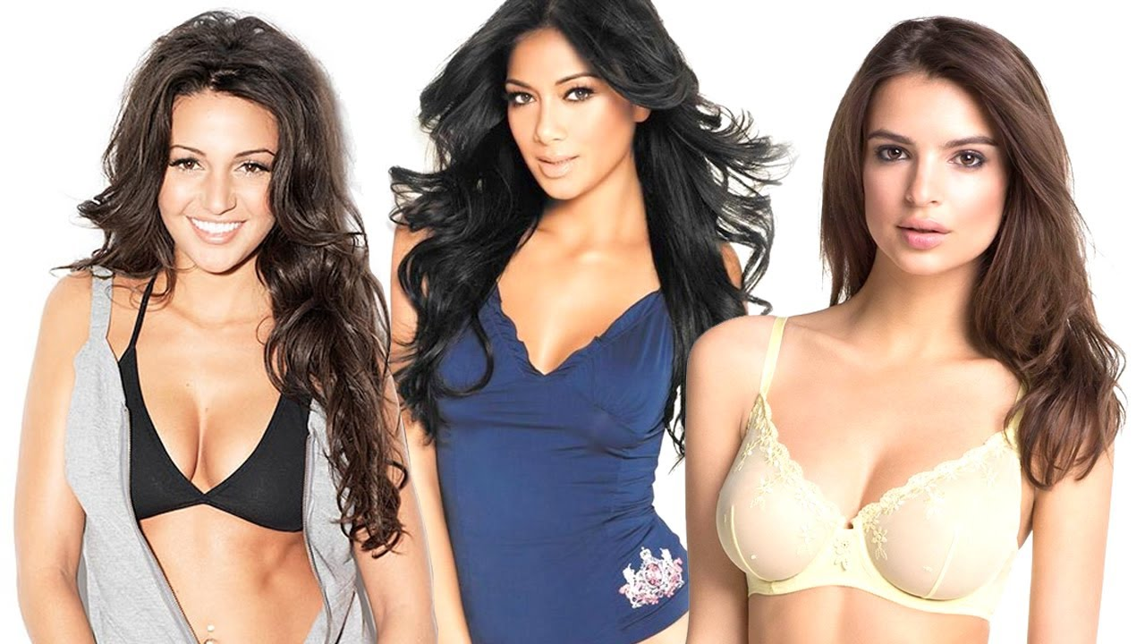 Hottest women in the world naced