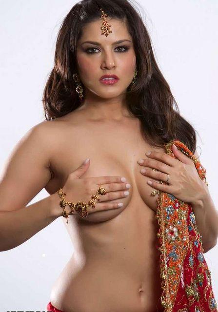 Sexy saree sunny leone fucking