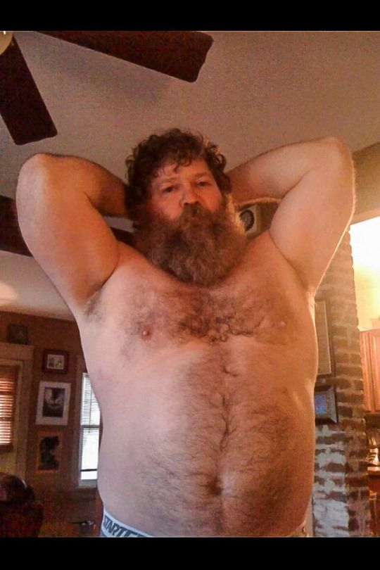 Hairy old men balls