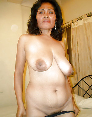 Asian saggy tits mature women