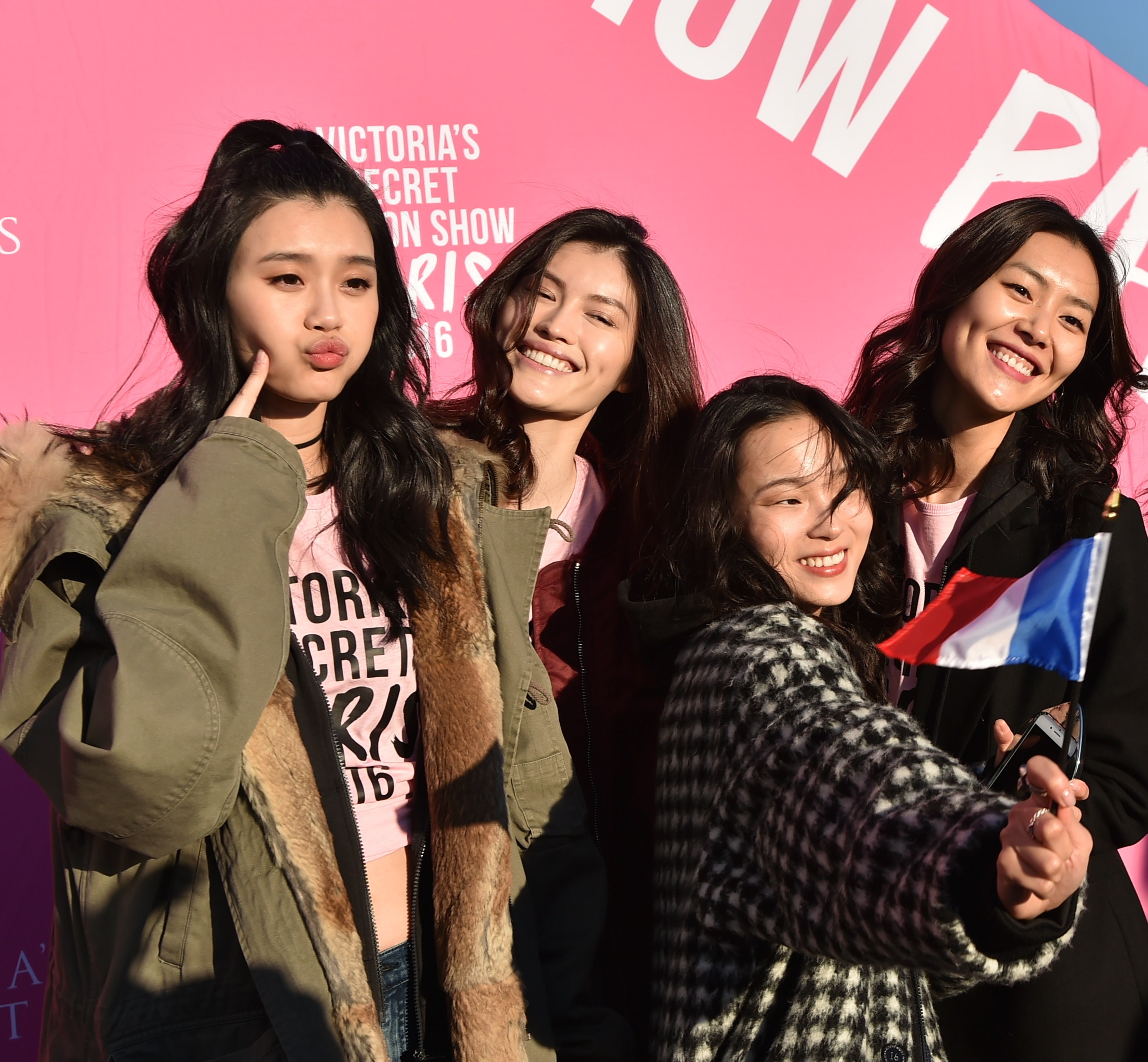 Asian model secret victoria