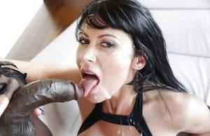 Cute perky girl anal