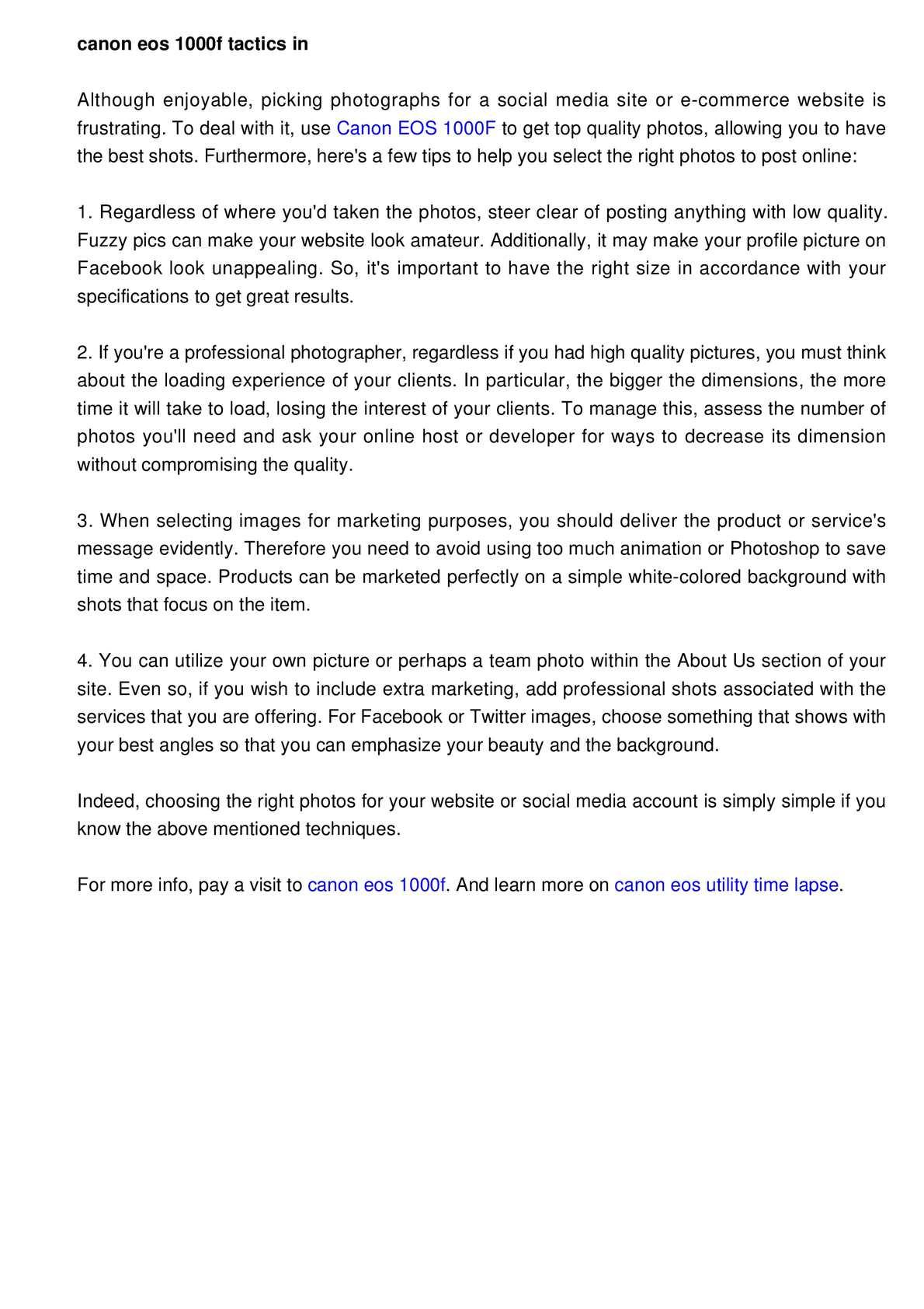 Amateur picture posting site