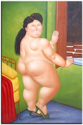 Femme grosse nu photo