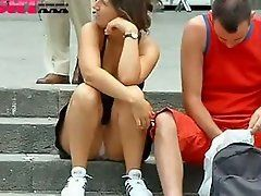 Indian pussy accidental upskirts