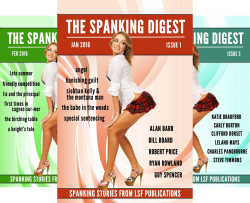 Display in the corner spank