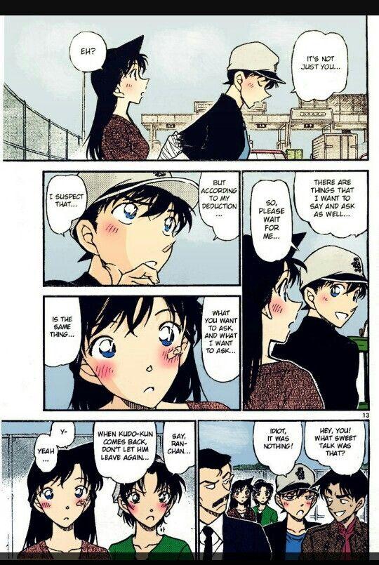 Case closed translated hentai