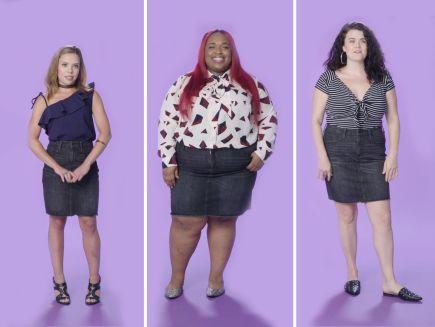 Church girls skirts women in and mini